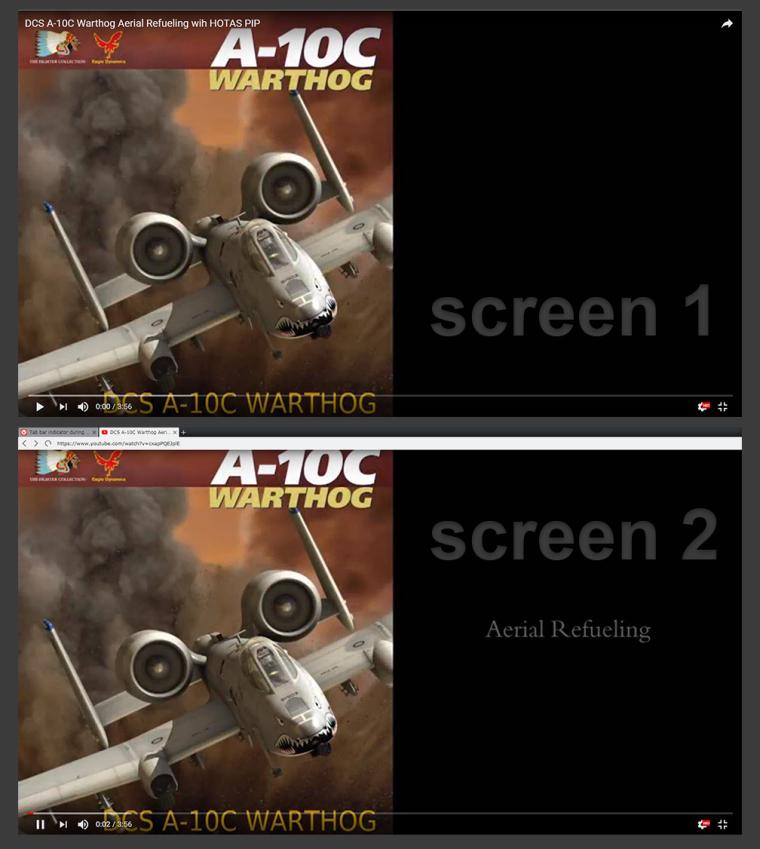 how to turn fullscreen off