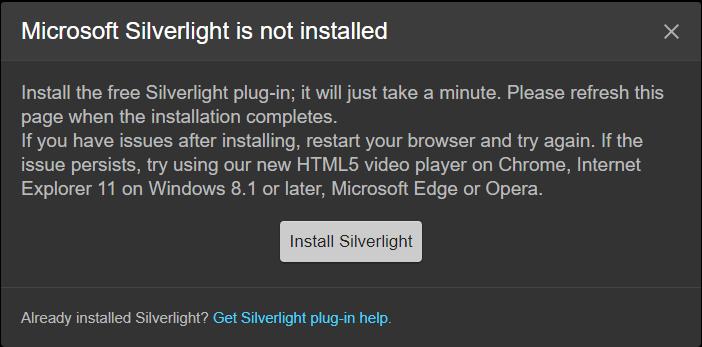 Amazon PrimeVideo not working with Vivaldi, advice on spoofing my