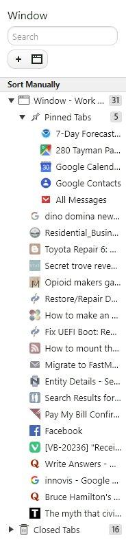 Work begins on Vivaldi 1 16 | Snapshot | Vivaldi Browser