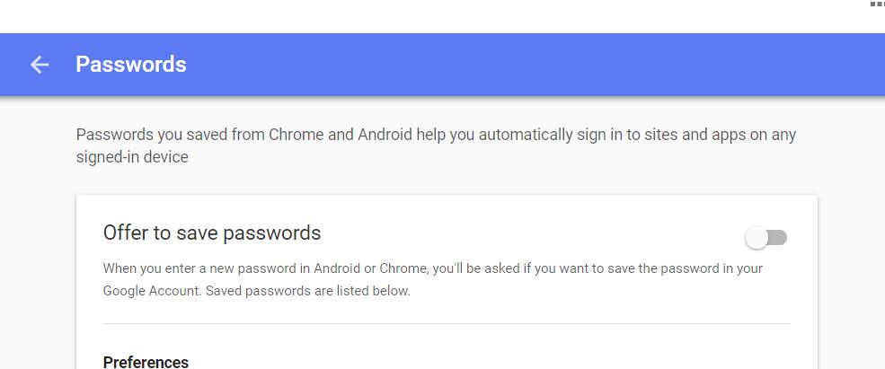 Where are password stored ? | Vivaldi Forum