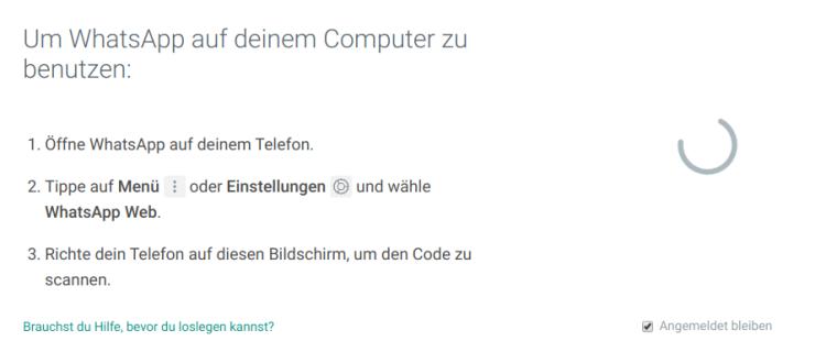 WhatsApp Web - QR-Code not loading   Vivaldi Forum