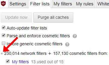 ublock Origin filter list | Vivaldi Forum