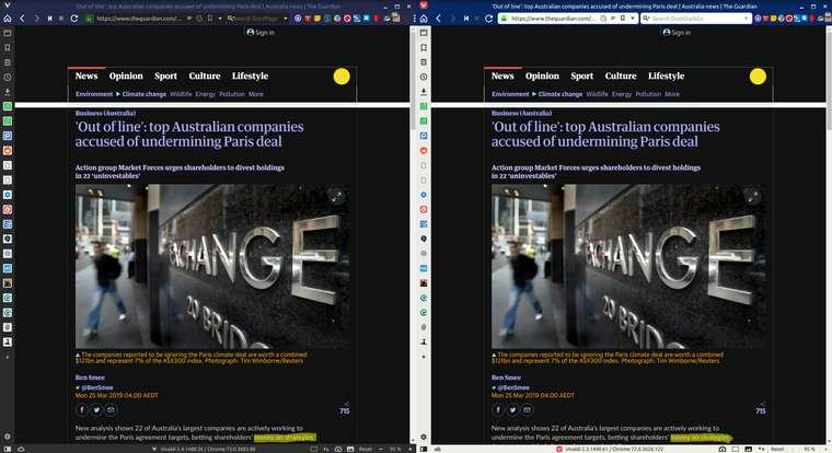 Vivaldi 2 4 RC 1 – Vivaldi Browser snapshot 1488 26