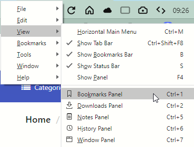 Bookmarks Panel and Bookmarks Bar.png