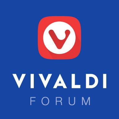 Vivaldi Forum